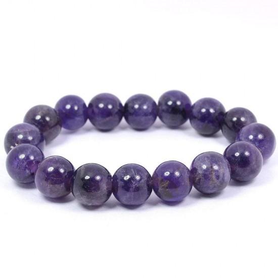 Natural Amethyst Gemstone Bracelet