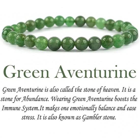 Natural Green Aventurine Bracelet